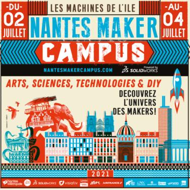 Nantes Maker Campus 2021 !